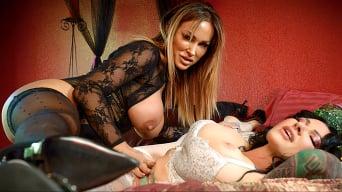 Aubrey Black in 'Loves Her Slave JenXXX'