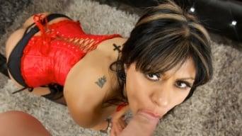 Gabby Quinteros in 'Gabby Sucks Cock'