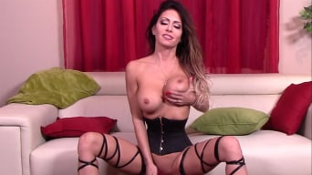 Jessica Jaymes in 'Camshow 159'