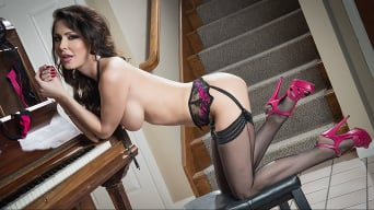 Jessica Jaymes in 'Piano Lesson'