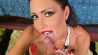 Jessica Jaymes in 'Jessica Meets Winston'