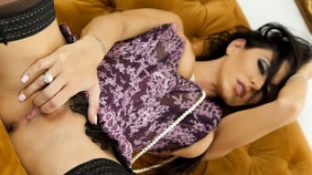 Jessica Jaymes in 'Jessica Vintage Play'