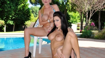 Jessica Jaymes in 'Soft Pool'