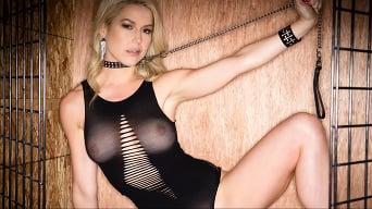 Kit Mercer in 'Milf Blonde Kit Mercer Sex Bondage'