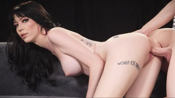 Leda Elizabeth in 'Up Close And Personal'
