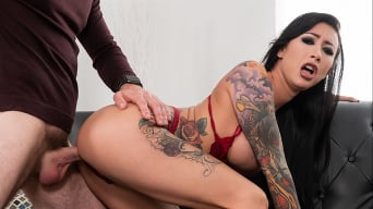 Lily Lane in 'Sex Addiction'