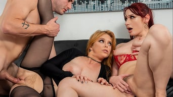 Penny Pax in 'The New Boss Is Hot As Fuck'