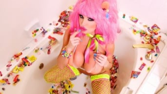 Taylor Wane in 'Tits And Candy'