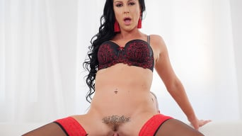 Texas Patti in 'Sexy MILF Texas Patti Hot Cum Swallow'